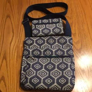 Thirty-one Crossbody Purse and Wallet.
